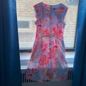 Floral dress , Vincent Camuto , size 8